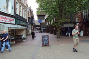 Your Guide to Haunted Redditch, Worcestershire