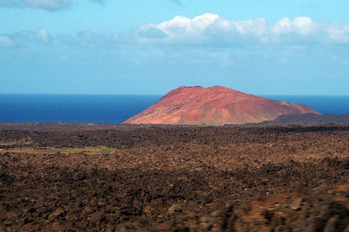 Volcano Park at Timanfaya, Lanzarote