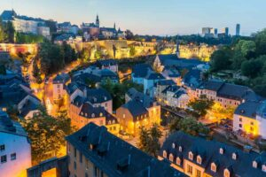 Luxembourg City Sustainable Travel and Activity Guide