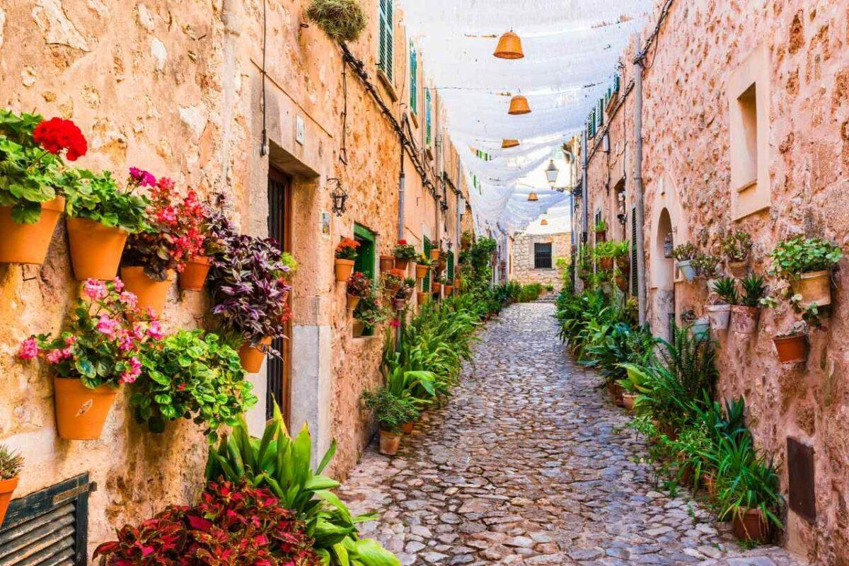 Majorca. Spain