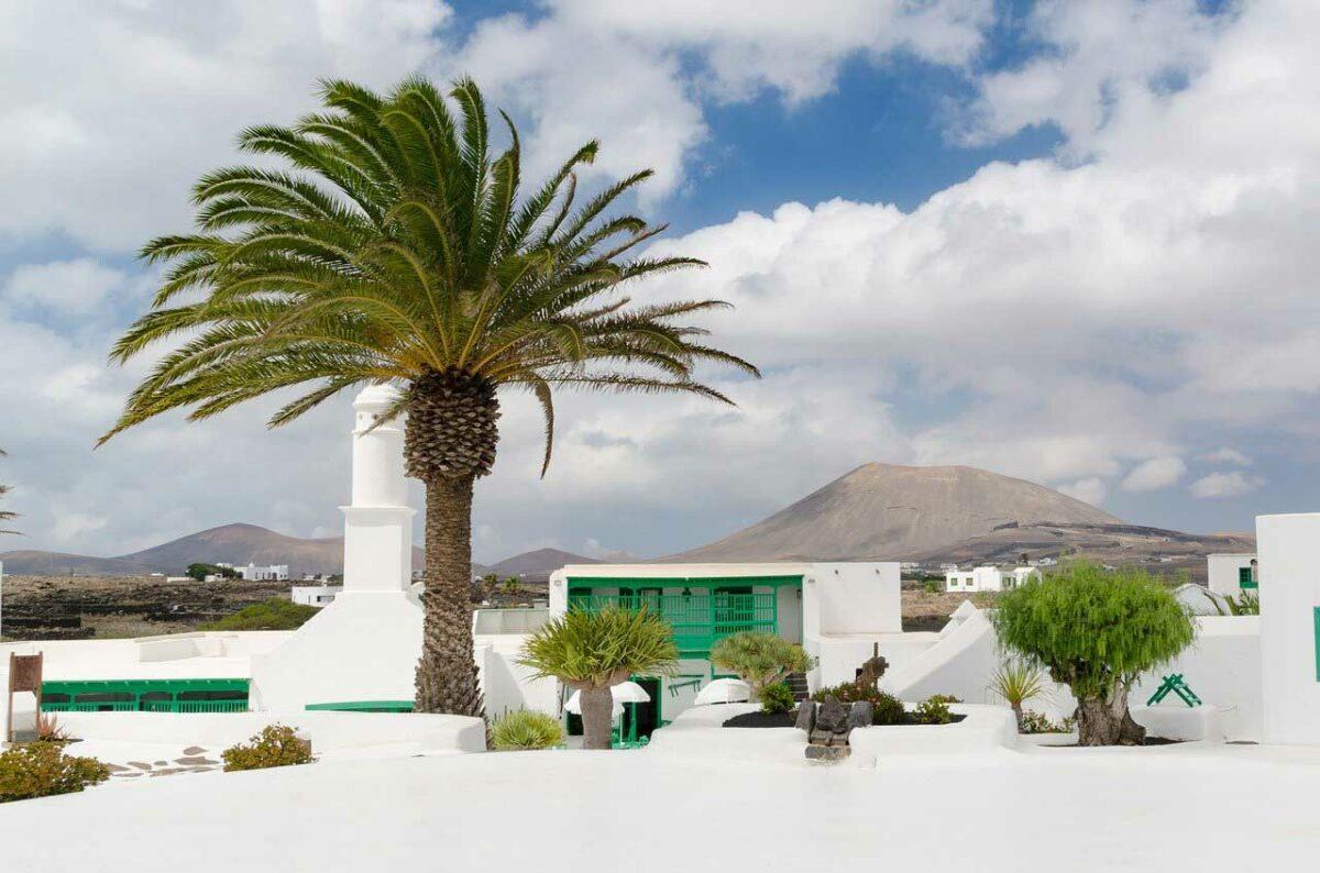 Monumento del Campesino, Lanzarote
