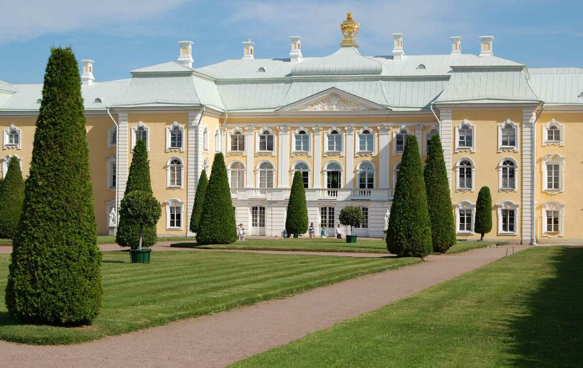 Peterhof Palace, St. Petersburg - The Venice of the North