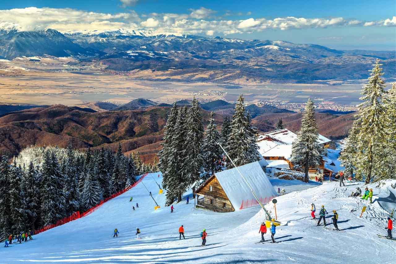 Poiana Brasov - Romania's Most Popular Ski Resort