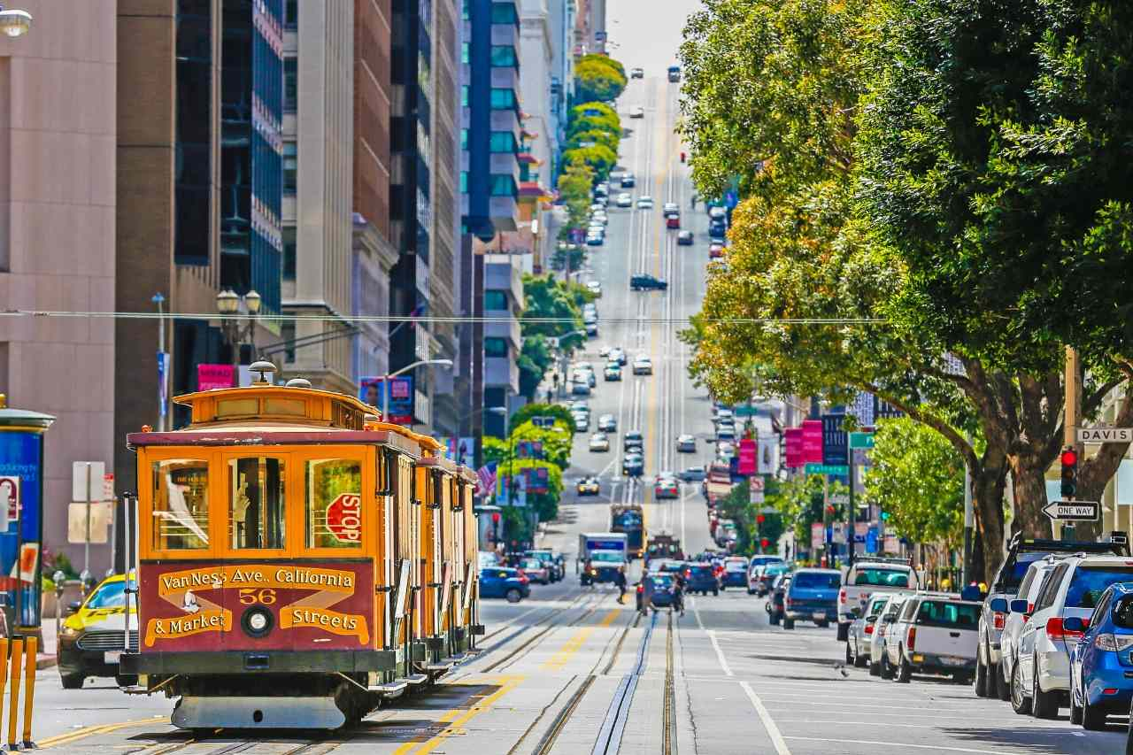 Iconic Sites of San Francisco