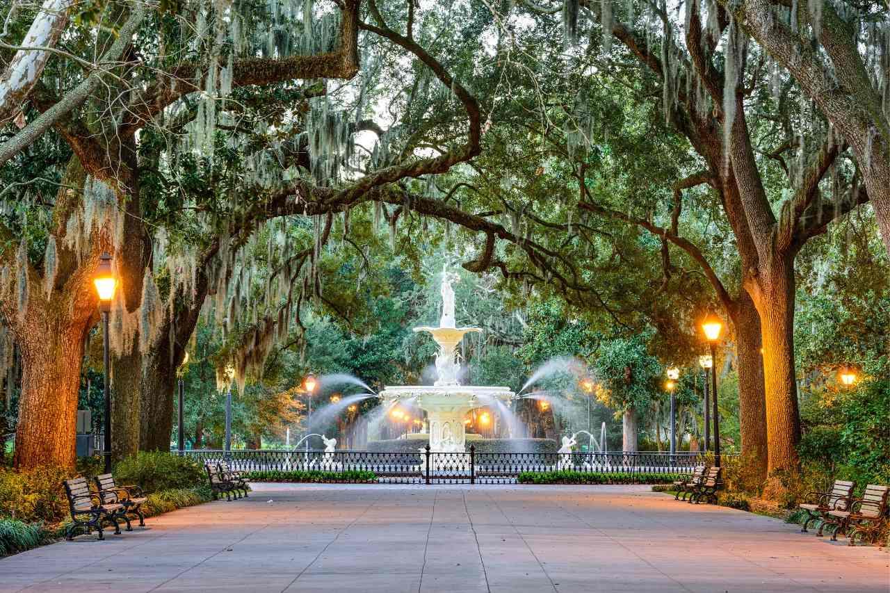 Find Your Inner Ghost in Savannah
