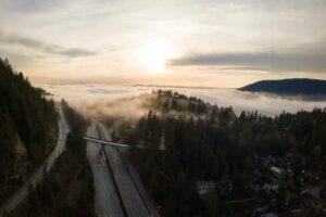 British Columbia's Sea-to-Sky Highway