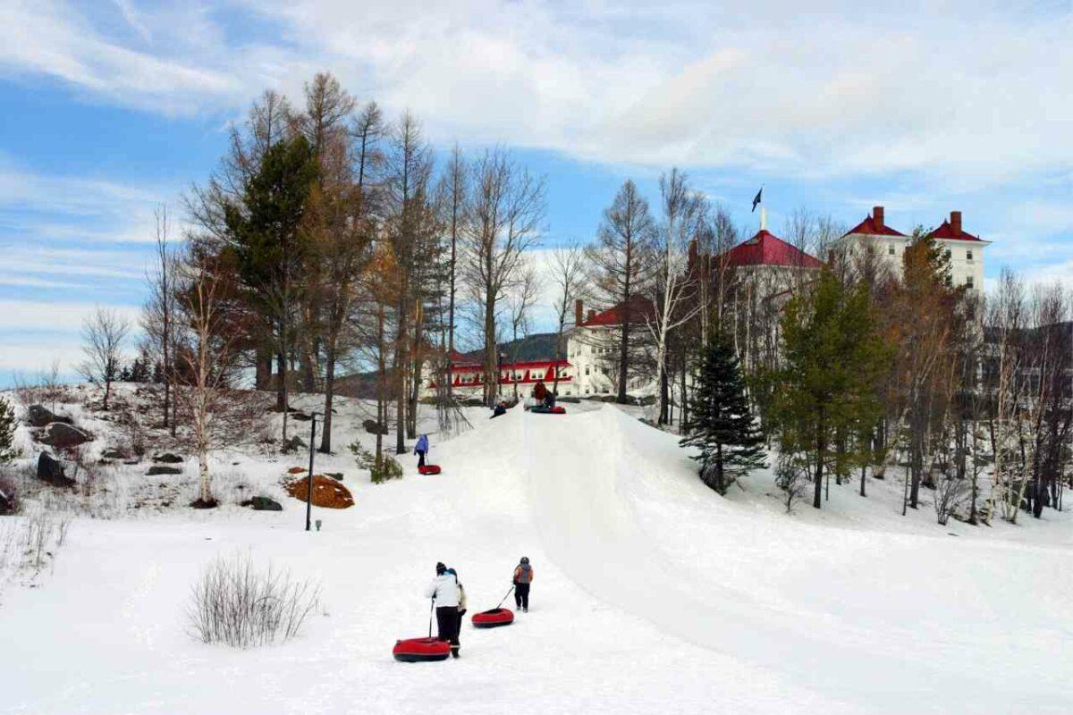Bretton Woods, Jackson, New Hampshire