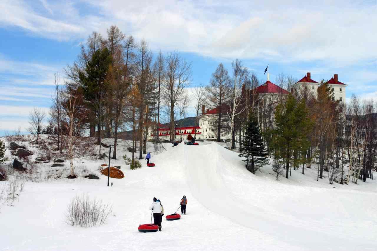 Explore New England for a Unique Winter Adventure