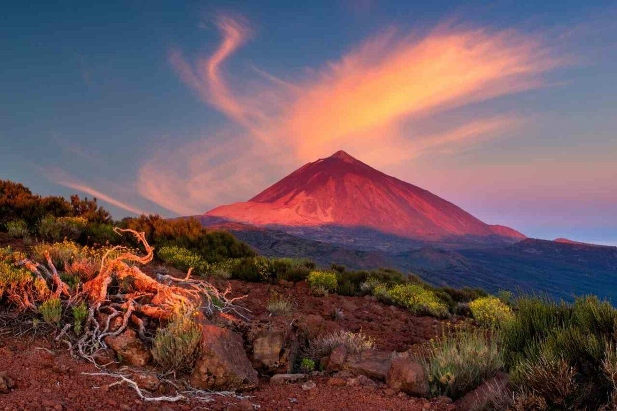 Mount Tiede, Tenerife