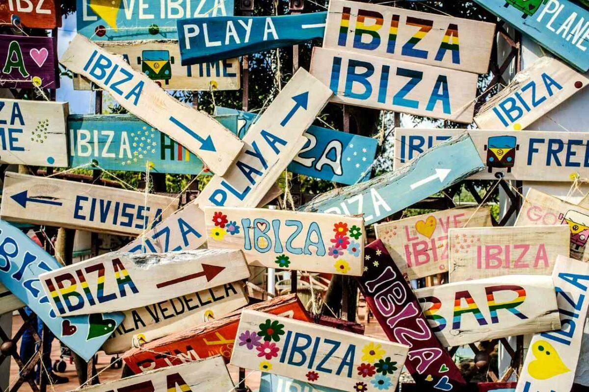 Ibiza Signs