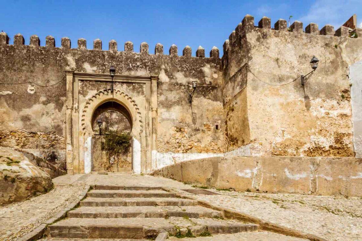 Kasbah, Tangier, Morocco