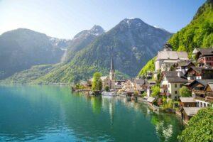 Austria's Scenic Lake Region