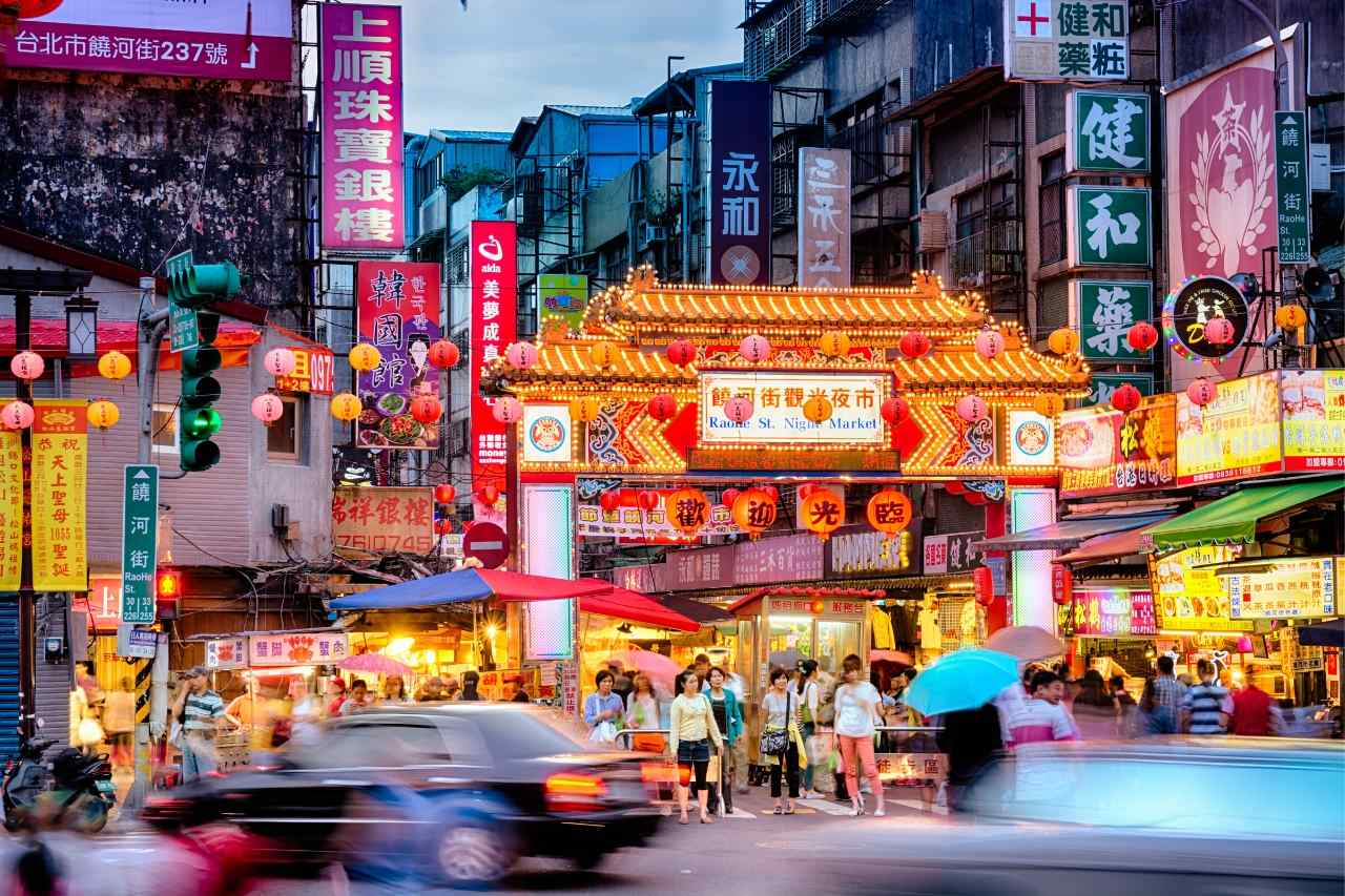 Best Night Markets in Asia