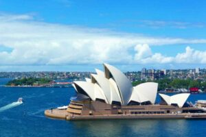 Icons of Sydney: Sydney Opera House and Sydney Harbour Bridge