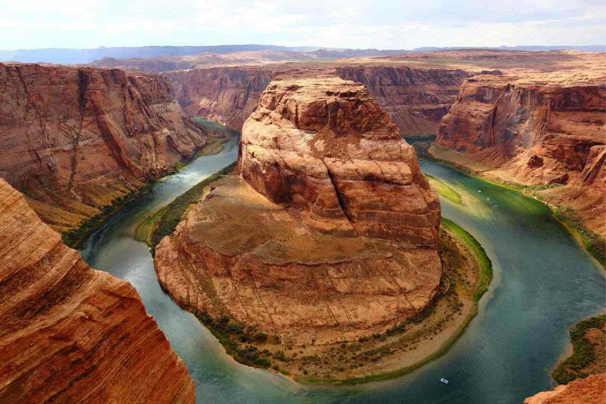 Horseshoe Bend in the Grand Canyon