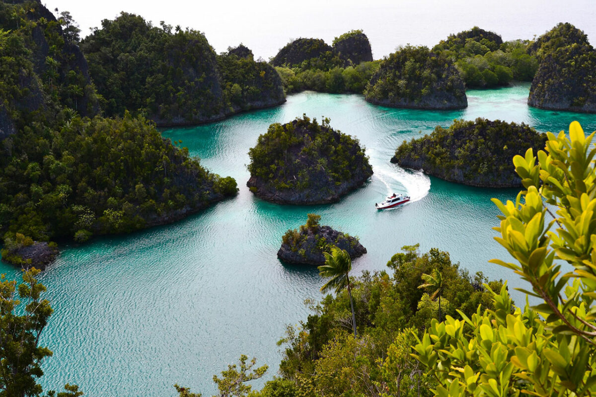 Raja Ampat, West Papau, Indonesia
