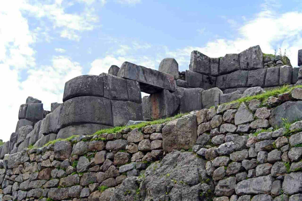 Saqsaywaman near Cusco, Peru