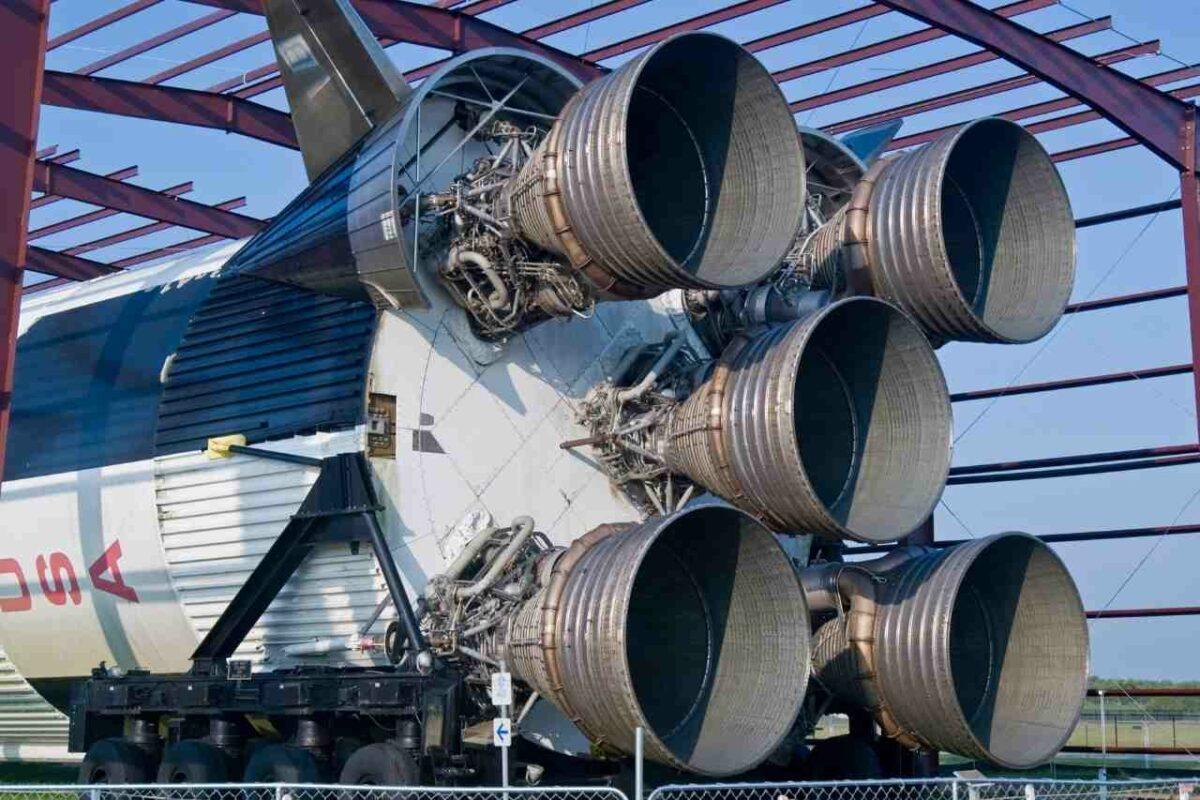 NASA Space Center in Houston