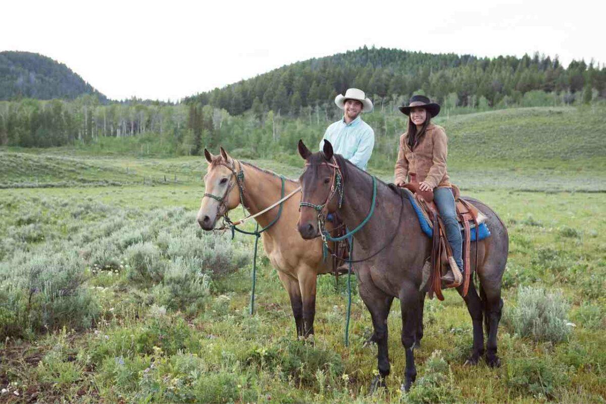 Texas dude ranch