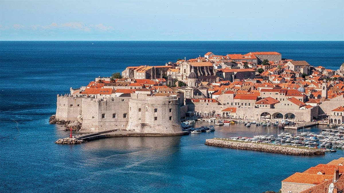 Dubrovnik, Croatia, an unexpected choice among Mediterranean destinations
