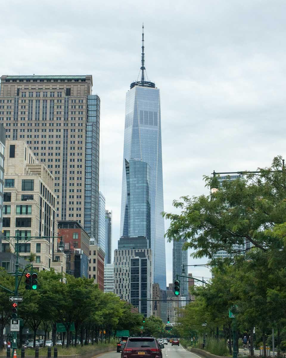 One World Trade Center aka Freedom Tower