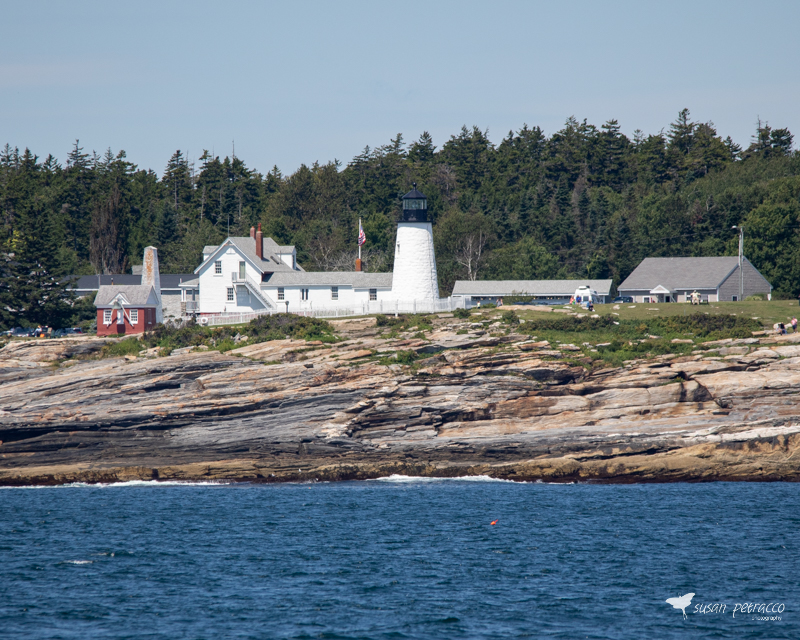 Pemaquid Point Lighthouse, Boothbay Harbor, Maine
