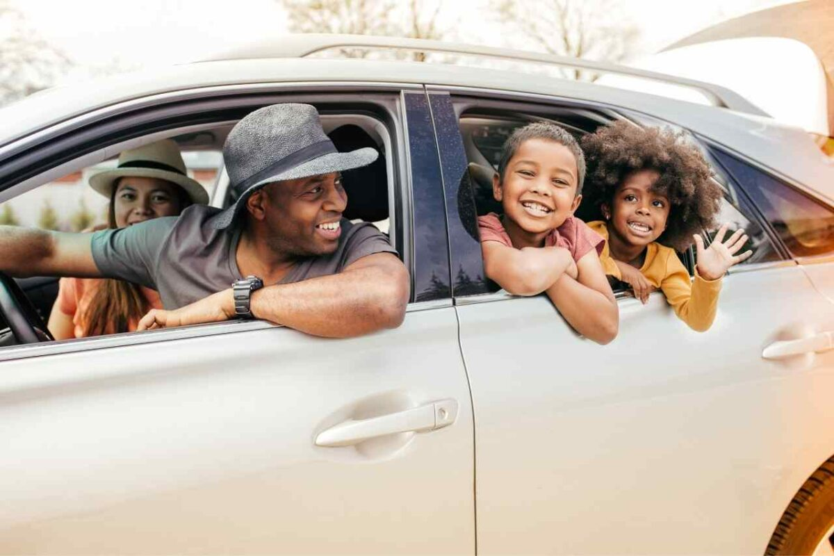 Family road trip