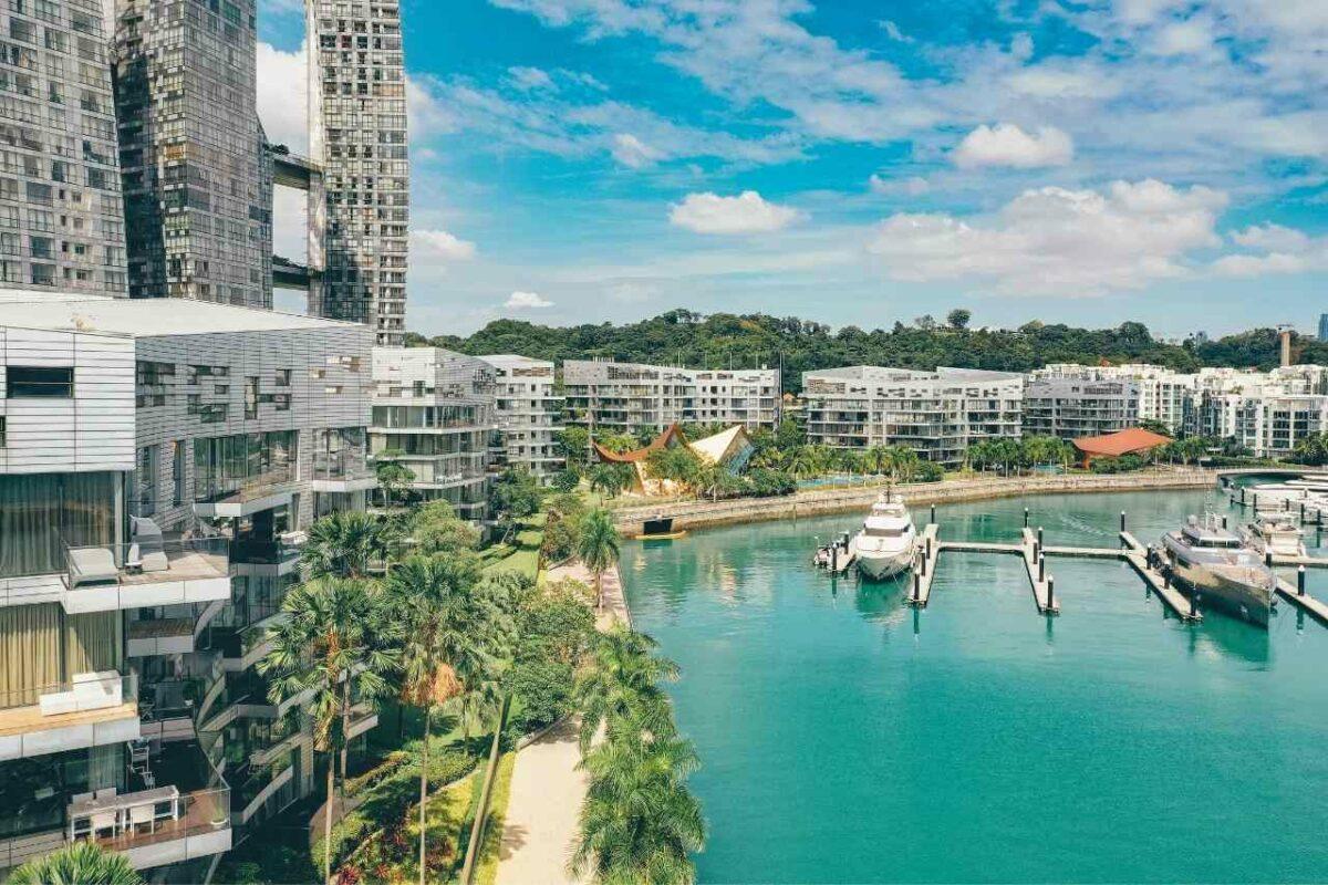 Luxury Singapore Housing