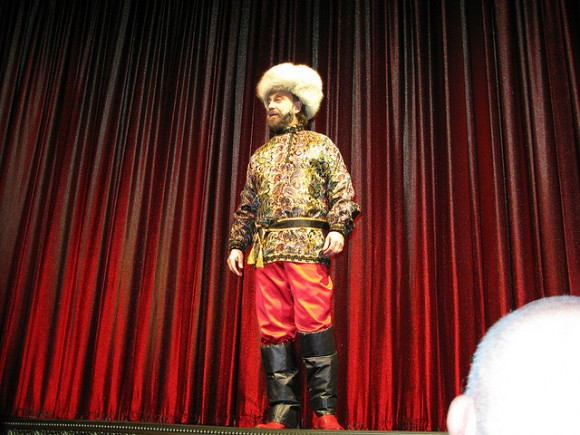 Yakov Smirnoff, Used under creative commons license, photo by peachsmack on Flickr