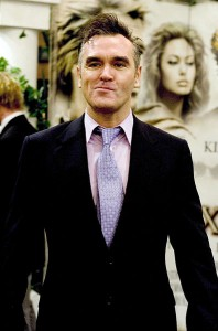 Morrissey, Lead Singer for The Smiths
