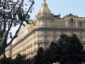 Westin Excelsior, Rome, Italy