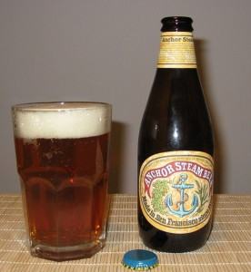 Anchor Steam Craft Beer