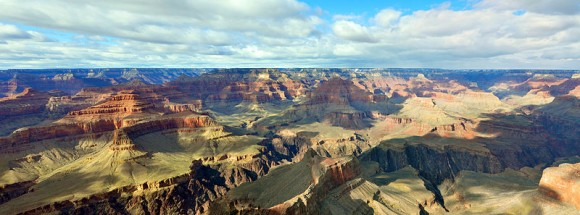 Grand Canyon Panaroma