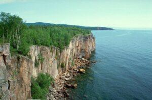 Lake Superior, Wisconsin