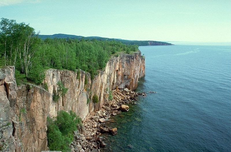 Lake Superior, Wisconsin