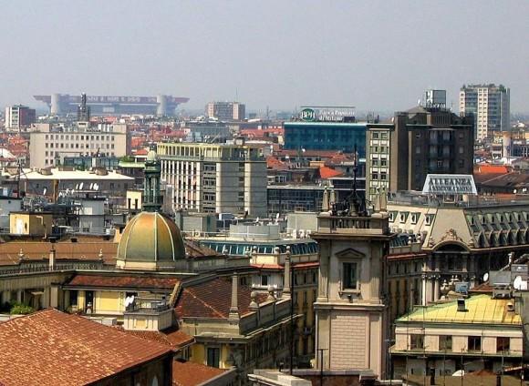 The Milan Skyline