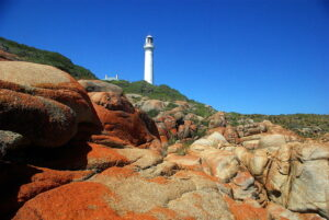 Point Hicks Lighthouse, Australia