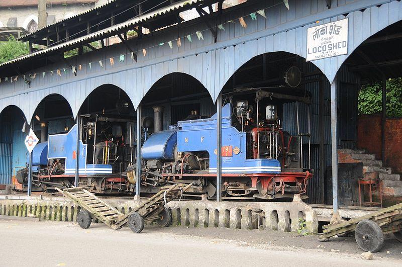 Darjeeling Train Ride