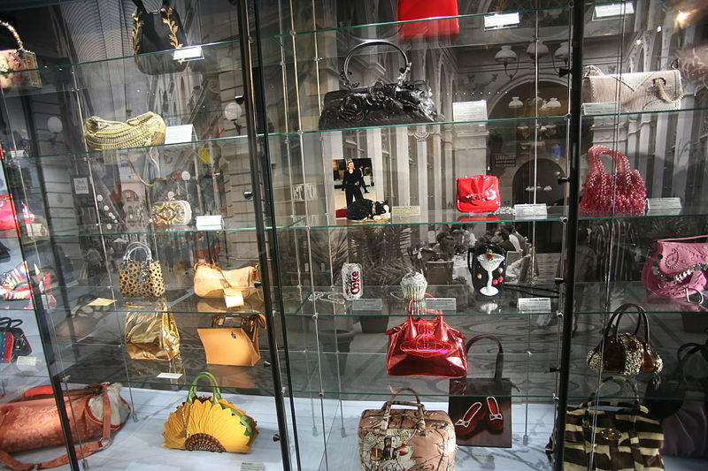 Bag and purse museum