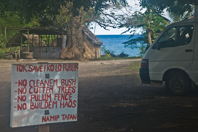 Bislama: The Language of Vanuatu - YouTube