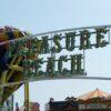 Great Yarmouth Pleasure Beach entrance