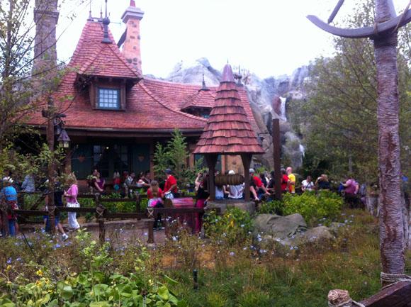 Maurice's Castle, New Fantasyland, Disney World