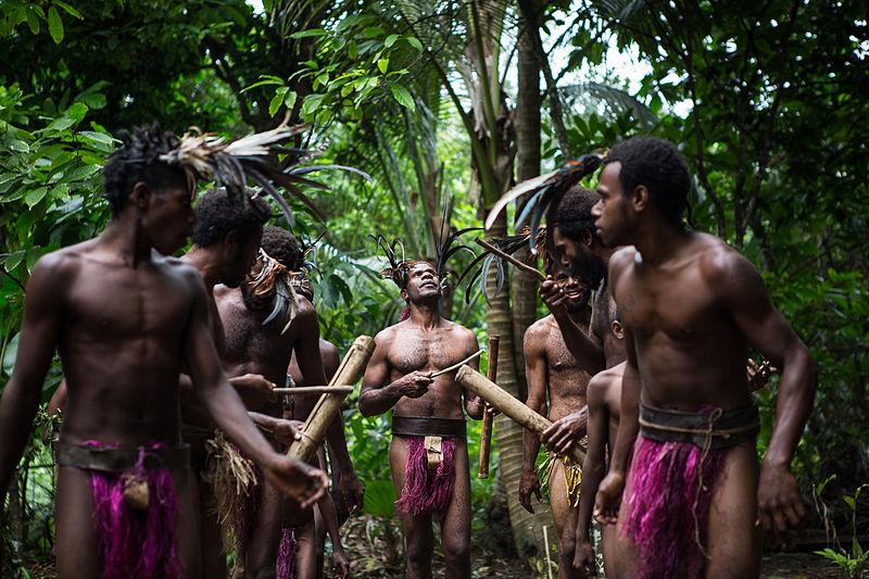 Nambas Dance Vanuatu
