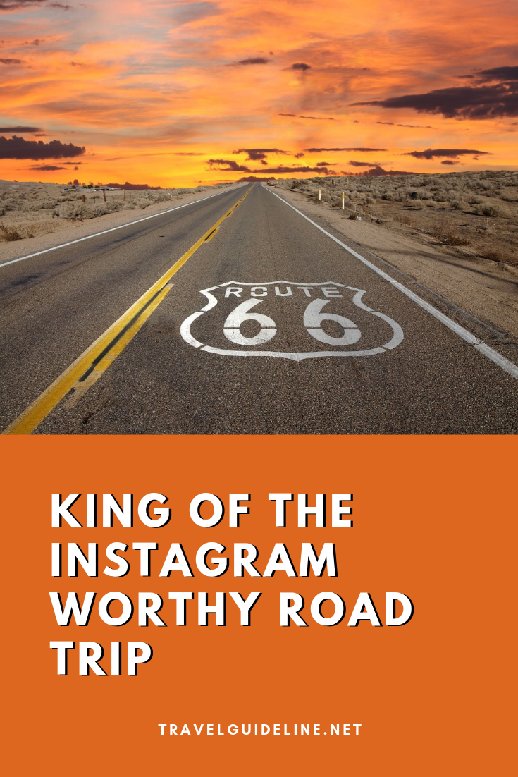 King of the Instagram-Worthy Road Trip