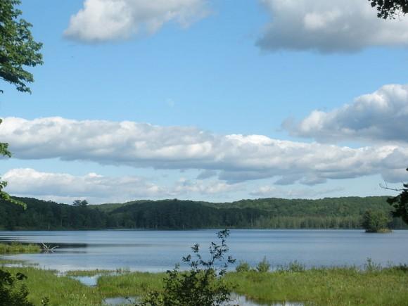 Straight Lake, Wisconsin