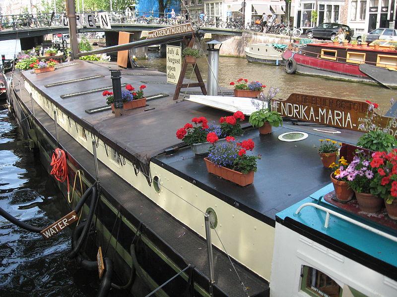 Woonbootmuseum, Amsterdam