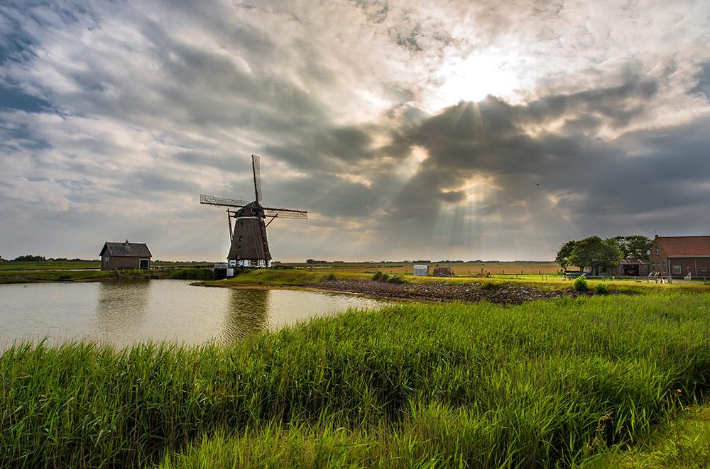 Netherlands scenery