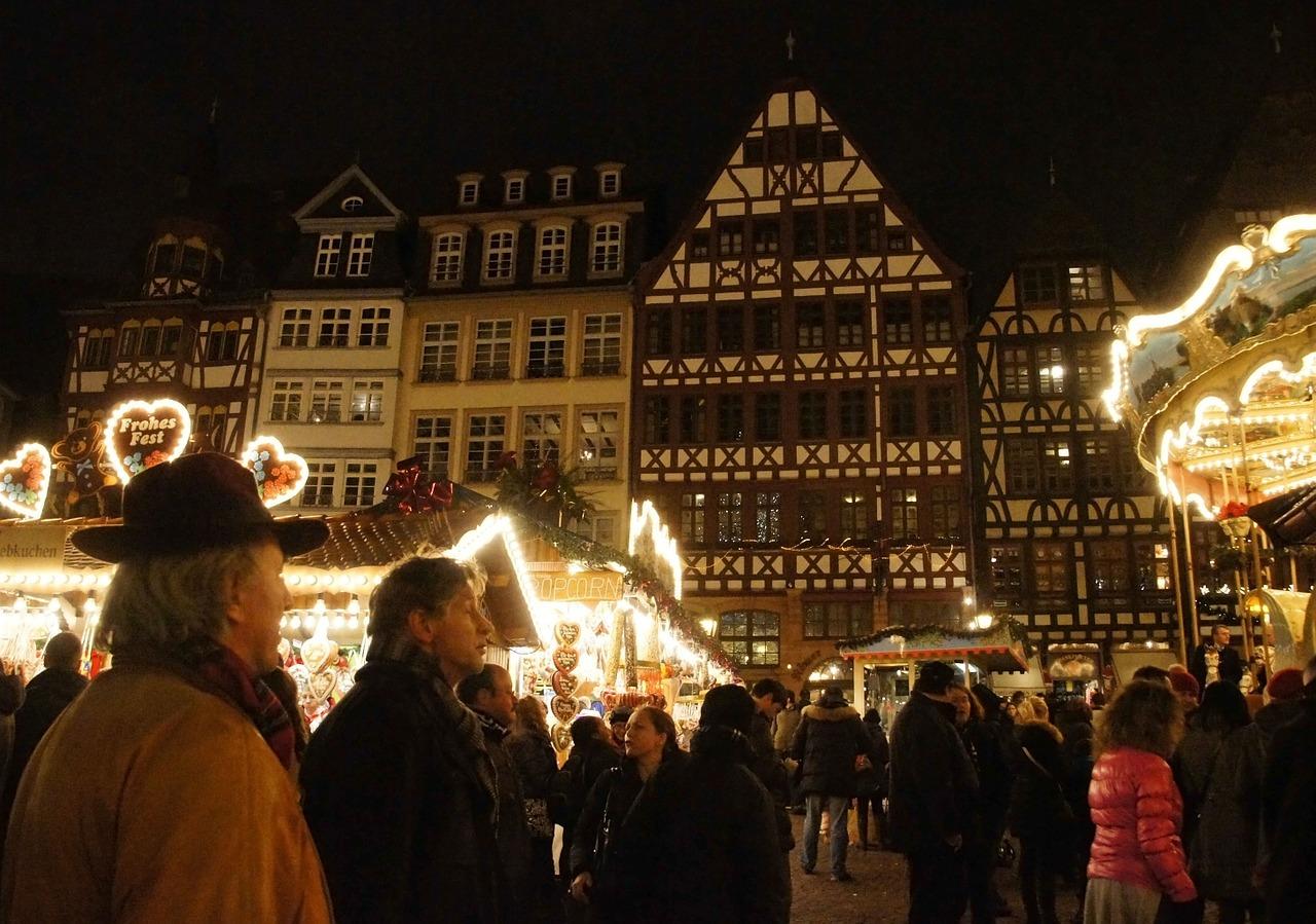 Christmas, Frankfurt Germany