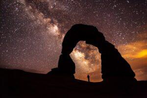 Most Romantic Stargazing Spots