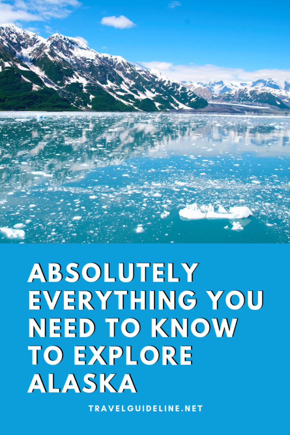 Absolutely Everything You Need to Know to Explore Alaska #travel #alaska